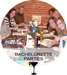 Host a creative bachelorette party at Upstairs Circus in Denver, CO