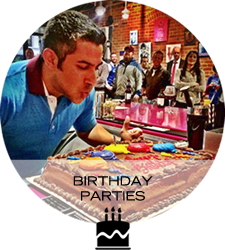 Host a Birthday Party at Upstairs Circus in LoDo Denver