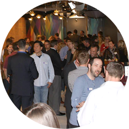 Host a fun mixer or networking event at Upstairs Circus in Downtown Denver, CO