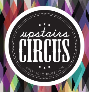 Upstairs Circus Logo