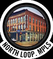 NorthLoop Upstairs Circus in Logo