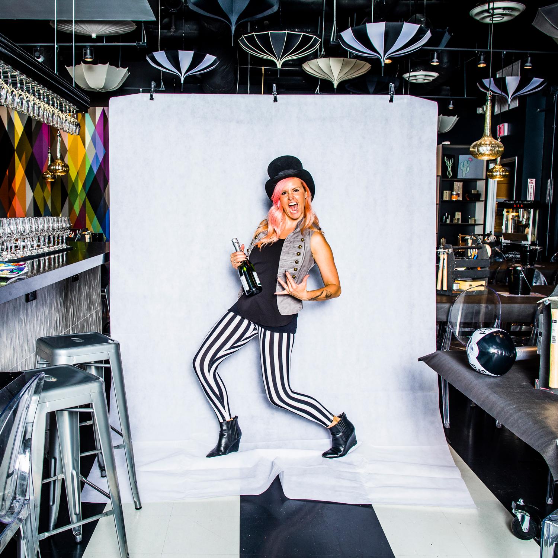 Kelly Johannsen - KJ - Upstairs Circus Founder - Denver, CO
