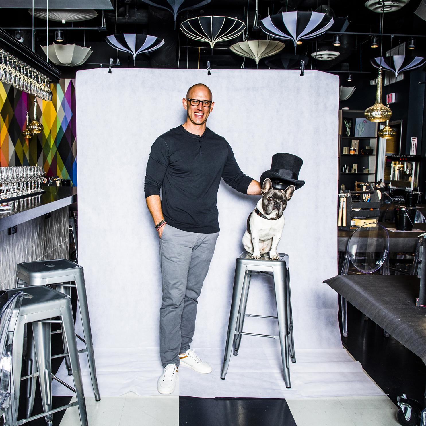 Matt Johannsen - Josie - Upstairs Circus Founder - Denver, CO