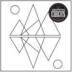 Geo Mountains Design - Upstairs Circus String Art Kit