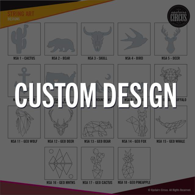 Upstairs Circus At Home DIY Kits - Custom Design