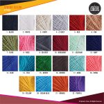 Upstairs Circus At Home DIY Kits - String Color Options