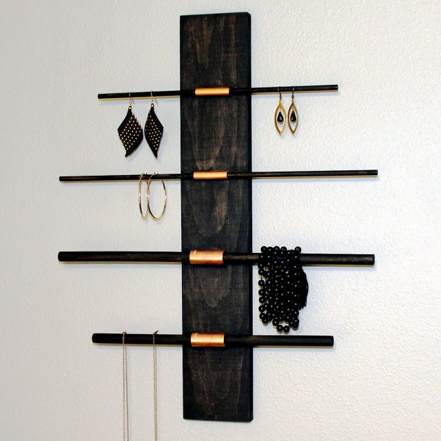 Modern Jewelry Hanger from Upstairs Circus