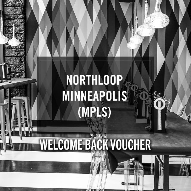 Welcome Back Voucher- Upstairs Circus MPLS